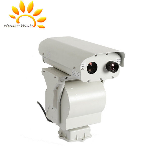 Frame Rate 25Hz Thermal Imaging Camera FCC Temperature Measurement  UFPA Detector